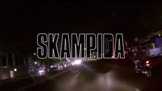 Skampida en Concierto Teatro Metropolitan.  D.F MX.