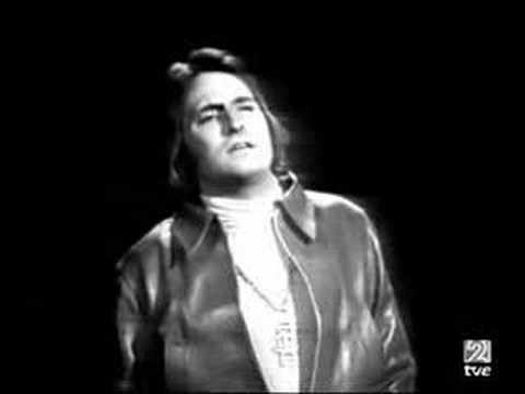 "Nino Bravo ""Como todos"""