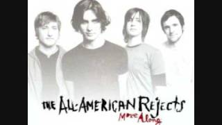 Can't Take It - All-American Rejects
