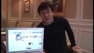 Jackie Chan 25 Million Facebook Fans - Jackie Chan 25 Milyon Facebook Hayran