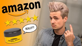Testing The BEST Reviewed Hair Products on Amazon