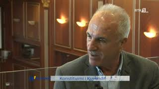 n`Kuvend - Konstituimi i Kuvendit 31.10.2019