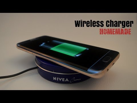 How To Make a Wireless Charger