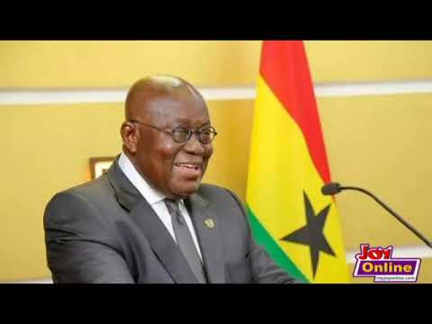 Economy among fastest growing in the world - Akufo-Addo
