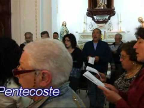 ALIA - CORO E CANTI VEGLIA DI PENTECOSTE (2p)