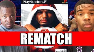 MAYWEATHER VS PACQUIAO REMATCH! - Fight Night Round 2 (PS2)   #ThrowbackThursday ft. Juice