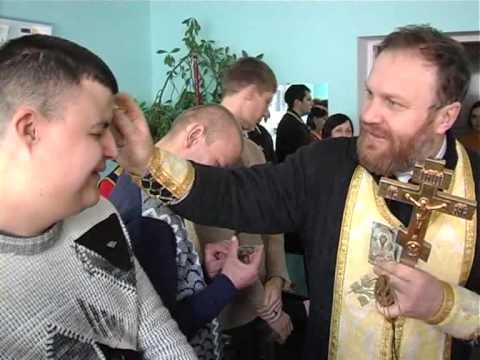 Свято-николаевская успенская церковь на ларинке донецк