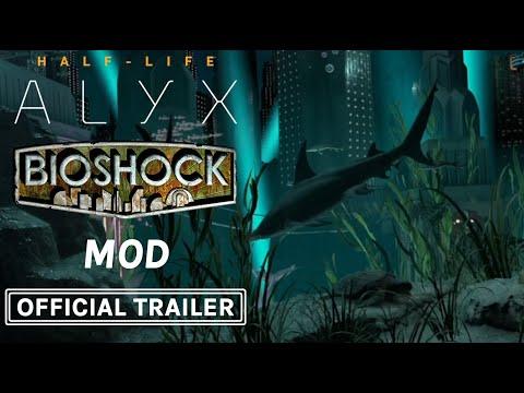 Return to Rapture BioShock Mod Chapter II Teaser de Half-Life: Alyx