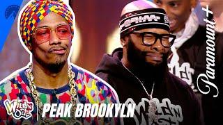 Peak Brooklyn: Wildest Games & More   Wild 'N Out