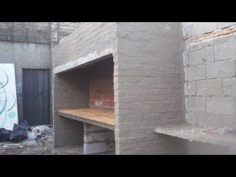 Construccion de asador doble parte 3 de 3