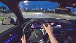 [WR Magazine] 2020 BMW M235i xDrive Gran Coupe - POV Night Drive (Binaural Audio)