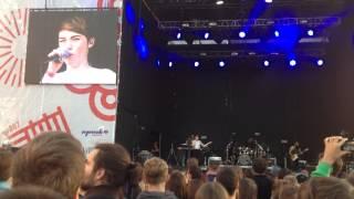 Chloe Howl - Boys and Girls (фестиваль Юность)