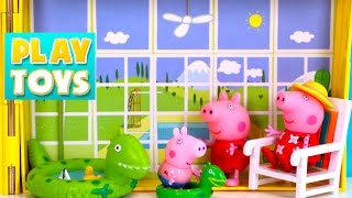 Peppa Pig Holiday in the sun