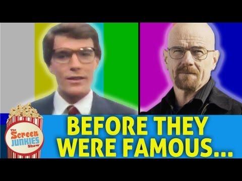 Než byli slavní...