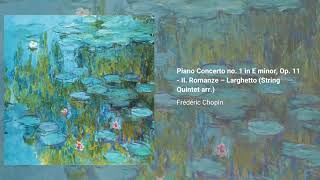Piano Concerto no. 1 in E minor, Op. 11
