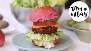 Vegane Burger Patties (Bratlinge)   Vegan BBQ