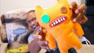 The Creepiest Unboxing EVER!!!