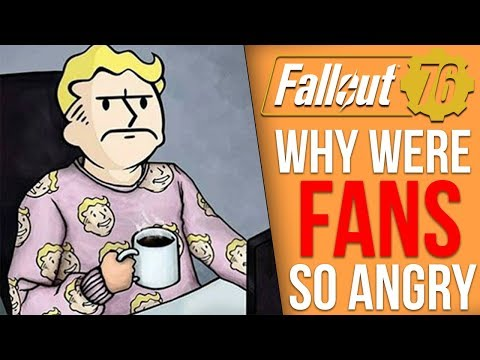 Why was Fallout 76 so polarizing?
