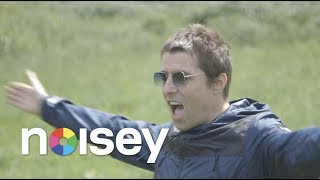 This Noisey interview with Liam Gallagher is so great