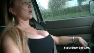 BUSTY MODEL RANT!!!  Absolutely HILARIOUS!  Funniest Think Ever!! Extremely Amusing!!!