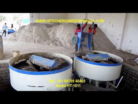 Fly Ash Bricks And Blocks Making Machines