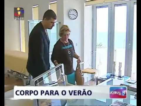 "Dr. Humberto Barbosa na TVI - ""Jornal das 8"""