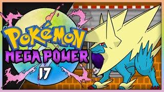 Pokemon Mega Power (Rom Hack ) Part 17 6th Gym Leader Gameplay Walkthrough