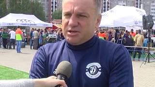 2017-06-27 г. Брест. Футбольная Академия. Новости на Буг-ТВ.