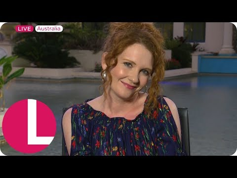 I'm A Celeb's Jennie McAlpine Can't Say Enough Nice Things About Toff   Lorraine