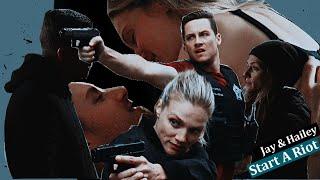 Jay & Hailey - Start a Riot