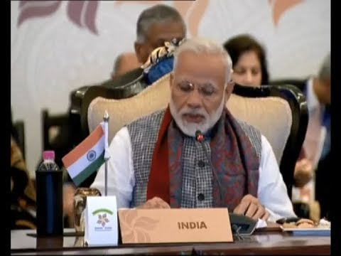 PM Modi and PM of Singapore Lee Hsien Loong to Address ASEAN Plenary Session