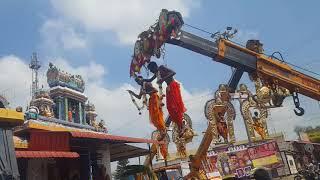 Arasanatti Mariamma Festival In Hosur