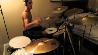 Alex English by Dance Gavin Dance Drum Cover by Joeym71