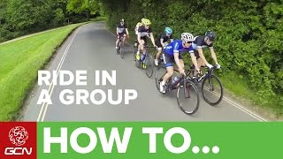 How To Ride In A Group | Ridesmart