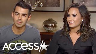 Joe Jonas On Long Lasting Friendship With Demi Lovato: 'We're Family At This Point'
