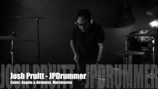 JPDrummer, drum cover of Angels & Airwaves, Mercenaries