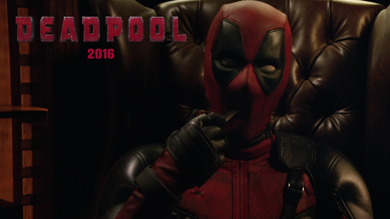 Deadpool - Trailer Trailer