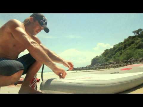 Setting up your WindSUP Inflatable