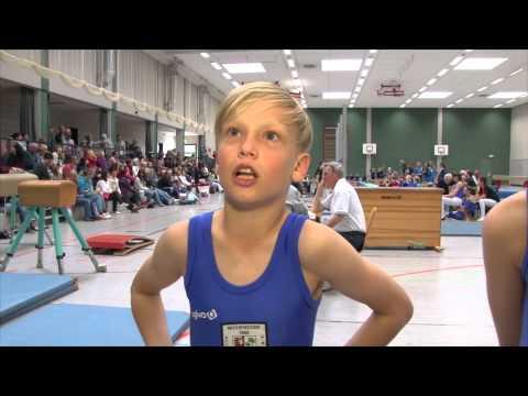 Turnen um die besten Plätze - Kinder-Kreismeisterschaften in Treuenbrietzen