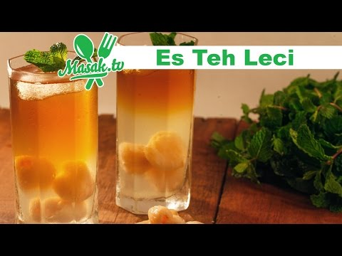 Video Es Teh Leci | Minuman #101
