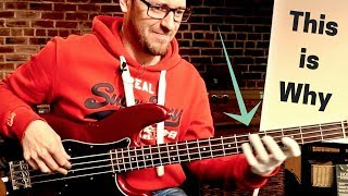 The Bass Riff EVERYONE Plays Wrong #2 - One of the Best Riffs of All Time