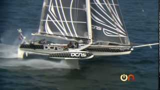 Always On - Flying on the world's fastest sailboat