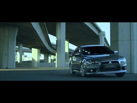 Mitsubishi  Lancer Седан класса C - рекламное видео 1