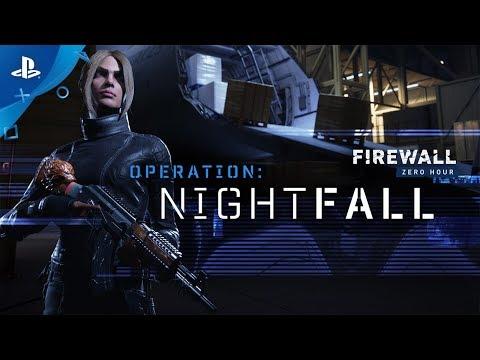 Firewall Zero Hour – Operation Nightfall Reveal Trailer | PS VR thumbnail