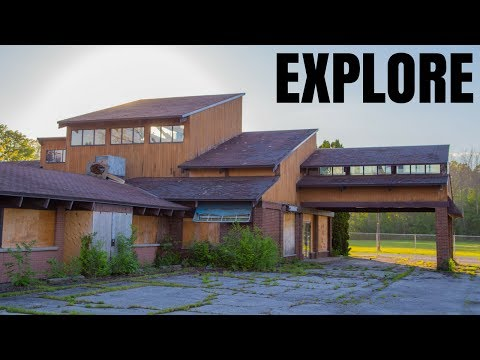 Explore – Abandoned Vintage Motel