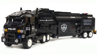 WOMA SWAT CORPS C0552 SWAT Truck