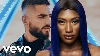 AYA NAKAMURA feat. MALUMA – DJADJA Remix (Music Video)