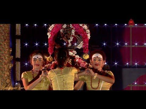 Excerpts from Nandanar - Dance Drama Part 3  - Sridevi Nrithyalaya - Bharathanatyam Dance