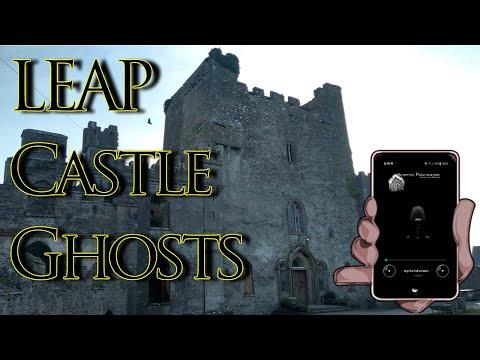 Leap Castle Ghost Tour