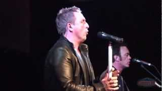 Johnny Reid - Fire it Up (Live)